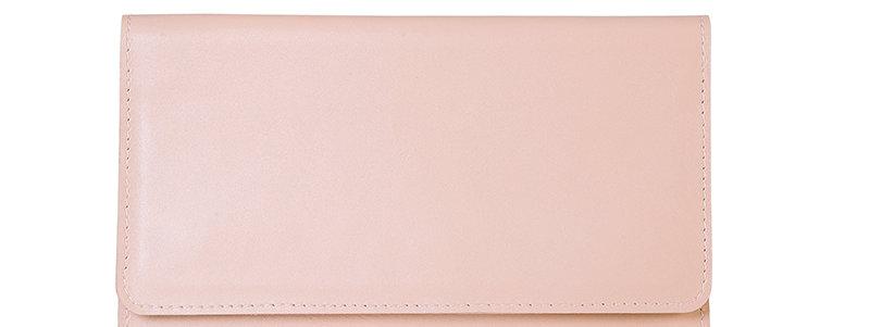 Кошелек- портмоне без логотипа