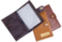 Мини-портмоне из кожи. Цвета на выбор.