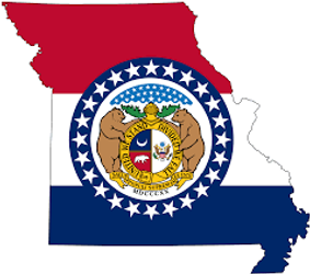 Picture of Missouri state map
