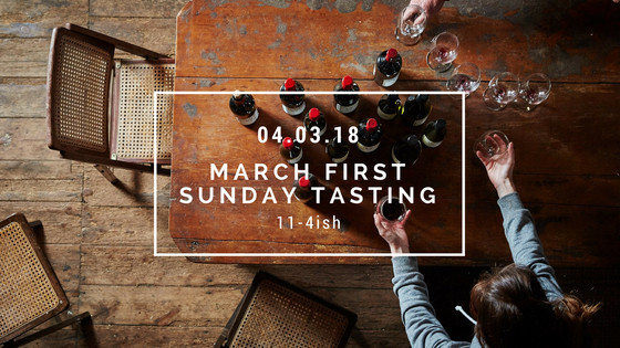 Bottling, March 'First Sunday' and LTV