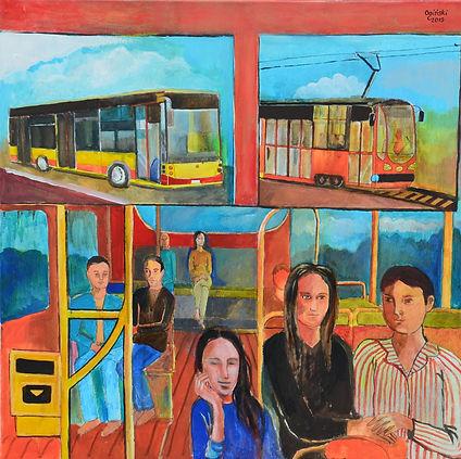 42 Michał Ogiński autobusy i tramwaje 70