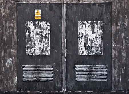 Żugaj_Katarzyna_Detal II_140x100cm_akryl