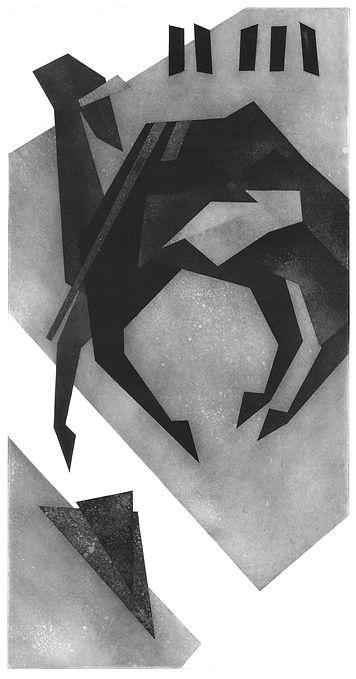 Z.Rzepa Mała Imaginacja II 50x25,7; akwa