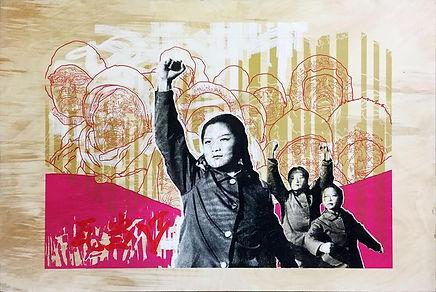 27 Korzeniowska Rewolucja Sitodruk na sk