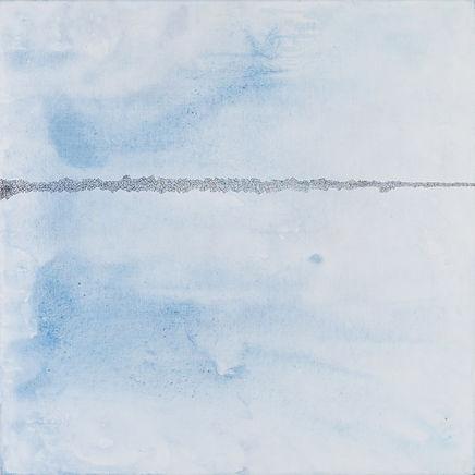 38 Antonina Korona, 'Obraz IX', 90 x 90
