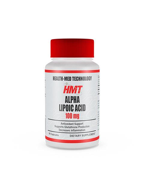 HMT Alpha Lipoic Acid 100mg 60's