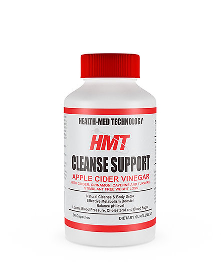 HMT Cleanse Support 120s