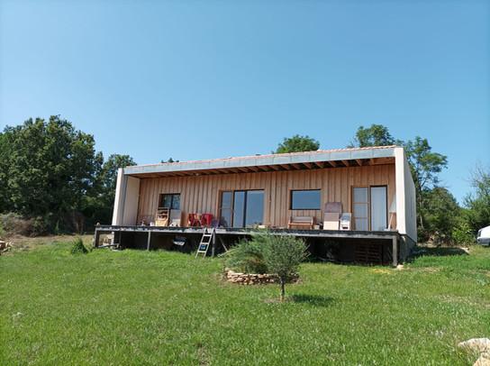 Maison de 100 m²