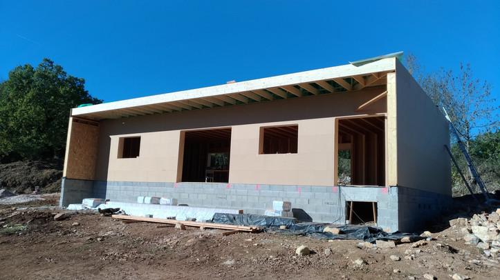 Maison de 105 m² en construction à Figeac
