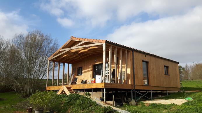 Lo-Cal House, maison haute performance thermique