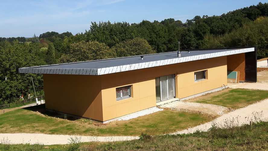 Lo-Cal House, Dordogne