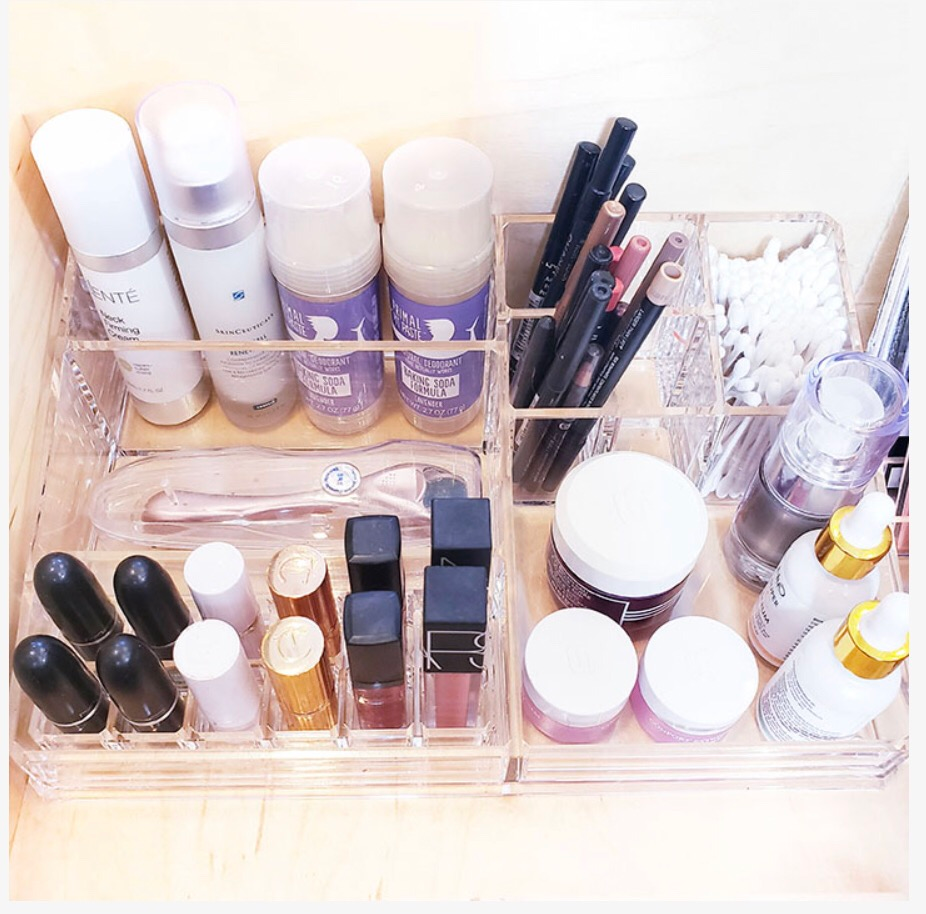girl stuff organized