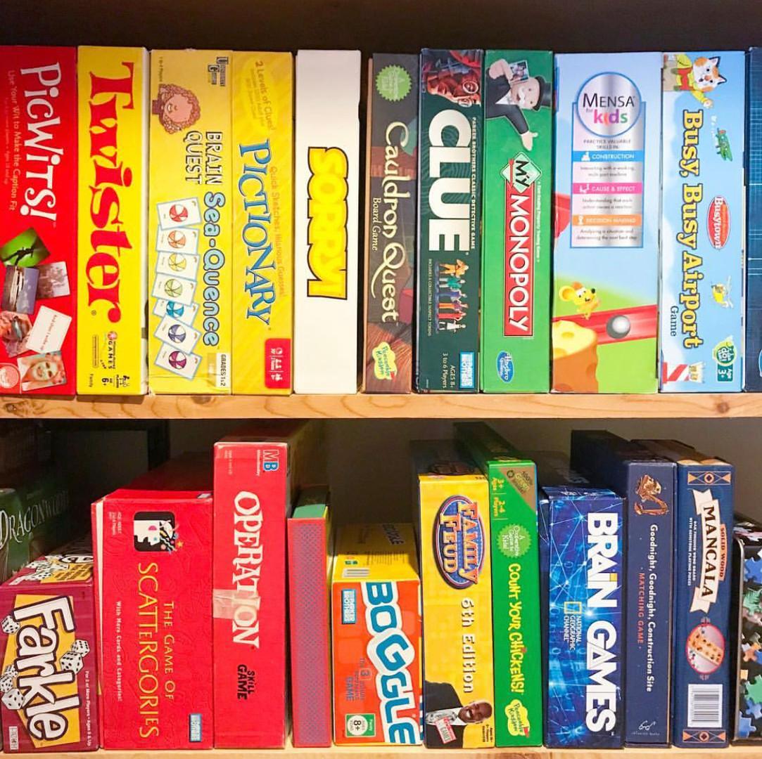 Game Ideas by Home Sweet Organized in Lafayette,LA