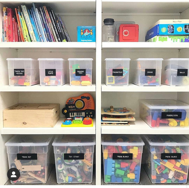 Kids stuff organizer Ideas by Home Sweet Organized in Lafayette,LA