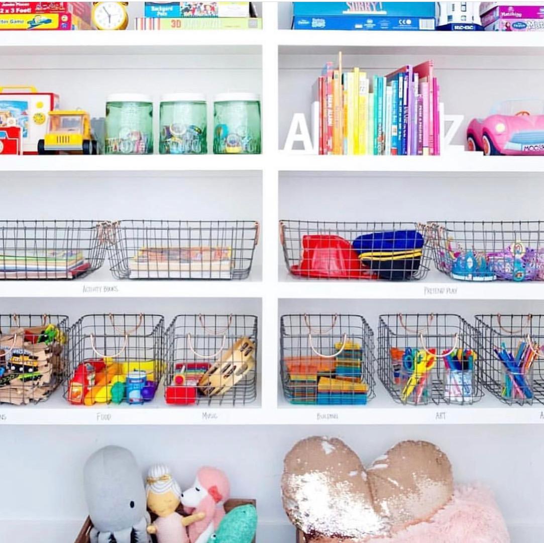 Play Room Ideas by Home Sweet Organized in Lafayette,LA
