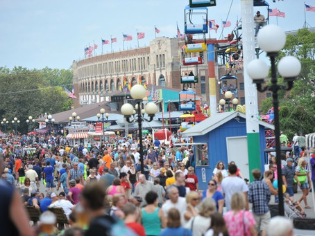 It's that time of year, Aug. 12th - 22nd, FAIR TIME!!!