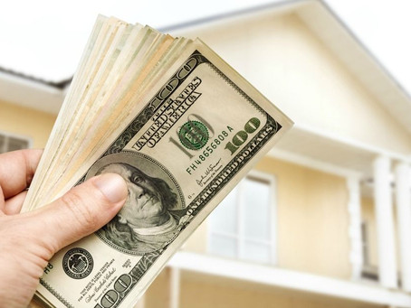 Your mortgage payment could be cheaper then rent