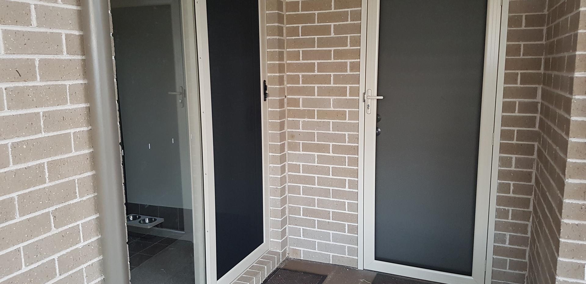 Panther Protect Security Doors
