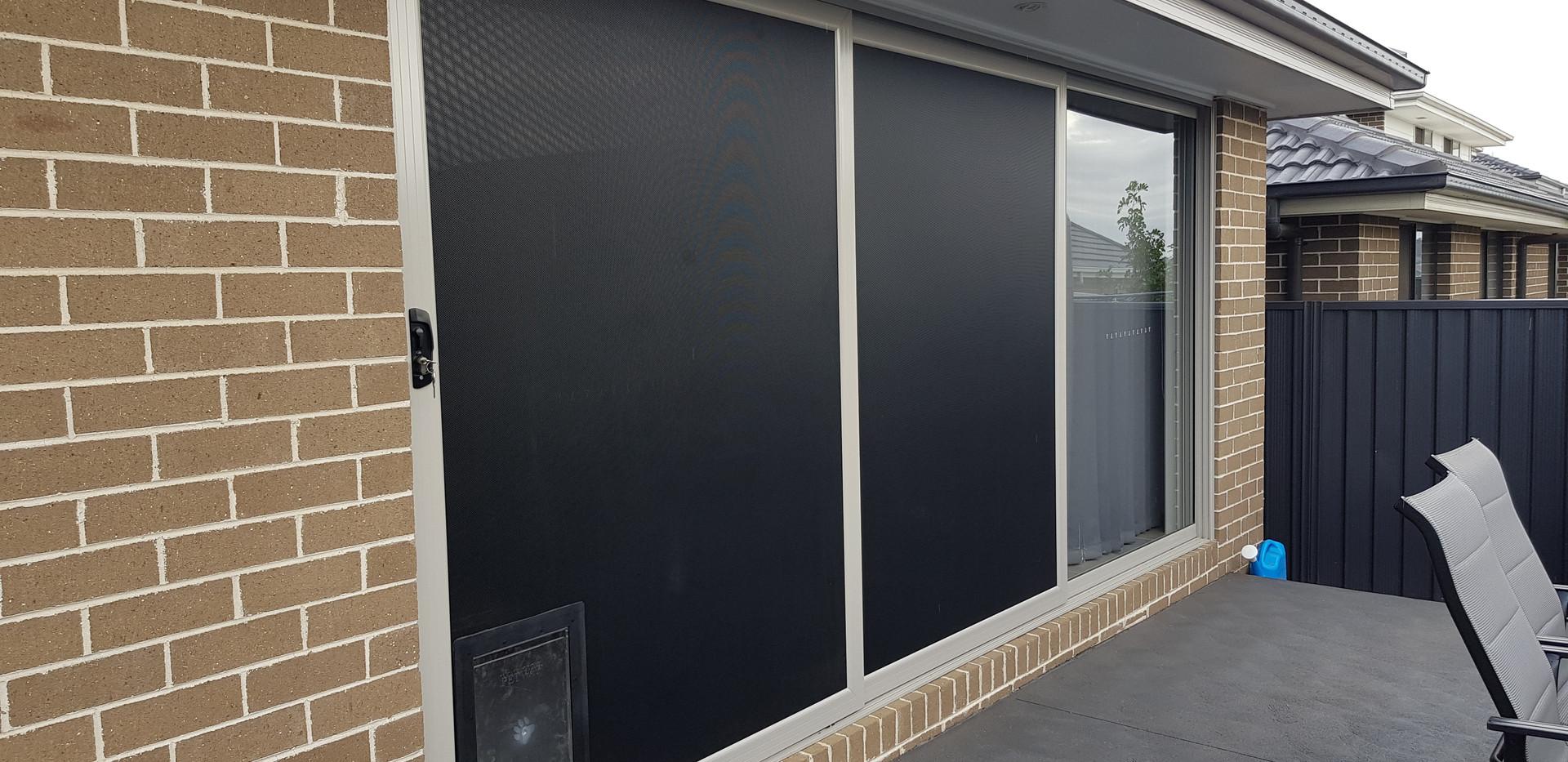 AluGard Edge Stacker Doors