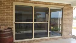 Flyscreen Stacker Doors