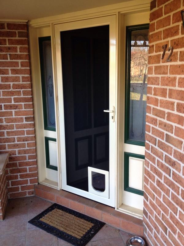 Panther Protect Security Door