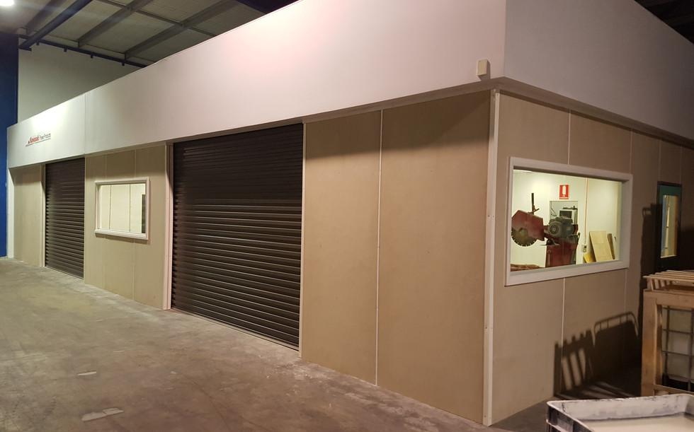 Workshop Smeaton Grange
