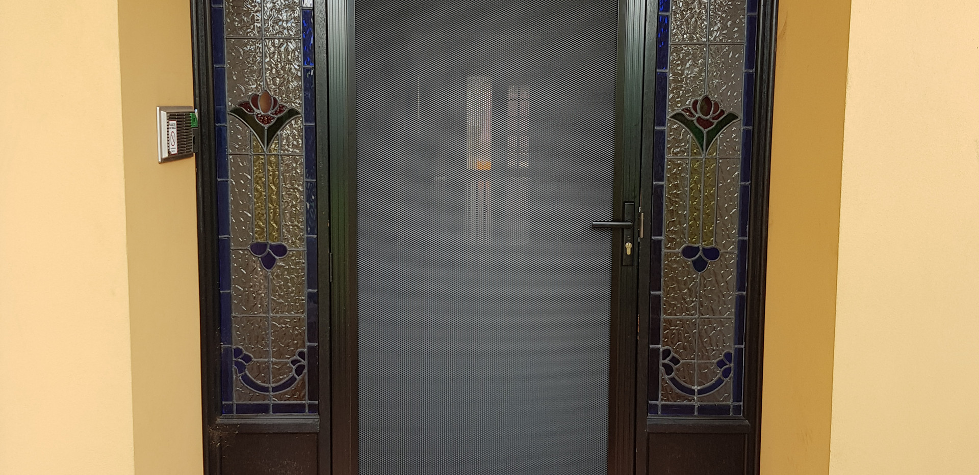 Vision Gard Hinged Security Doors