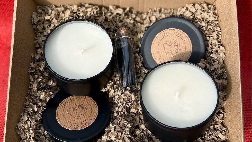 Candle Lovers Gift Set 8oz