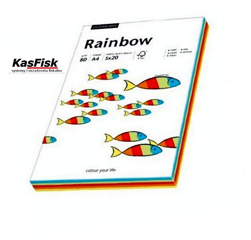 Papier xero kolor Rainbow mix intens.  ppk171