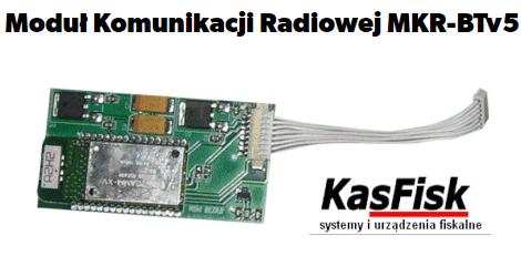 Moduł Komunikacji Radiowej MKR-BTv5