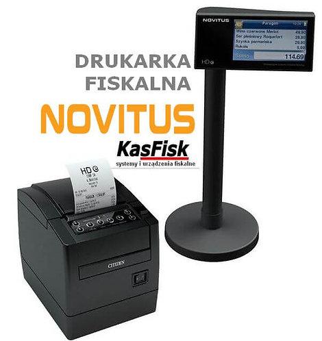 NOVITUS HD E wolnostojący wyświetlacz