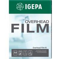 Folia Overhead Film 10 - Przezr. niepowl.   xpk122