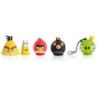 Pamięć pen. USB 2.0 A101 8GB Angry Bird     xak239