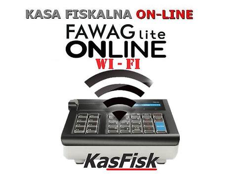 Kasa online Fawag Lite WIFI