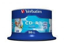 Płyta CD-R cake box 50 700MB 52x do nadr.  xc 140
