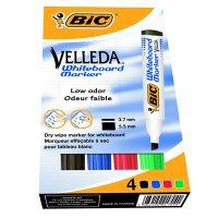 Marker suchościeralny BIC Velleda 1751 mix  mak169