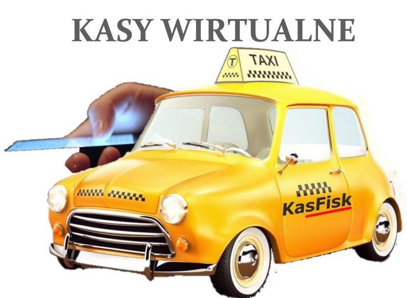 kasy fiskalne taksówki wirtualne