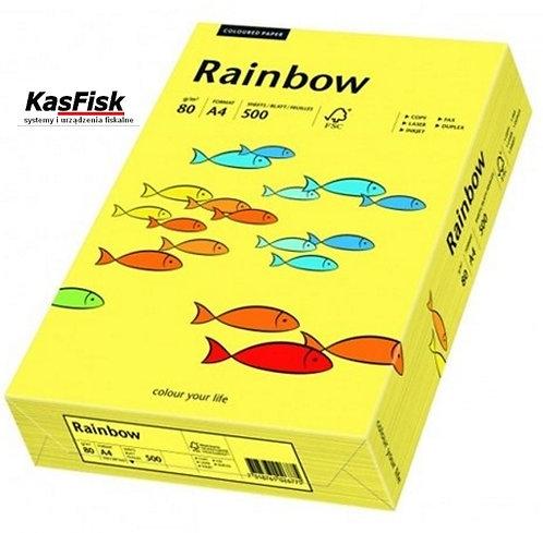 Papier xero kolor Rainbow jasno żółty  ppk298