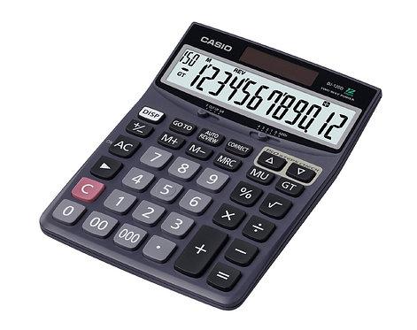 Kalkulator CASIO DJ-120D-S                  kkk031