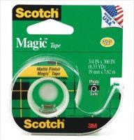 Taśma samop. Scotch-Magic 13mm x 11,4m ta 429