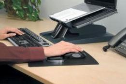 podkładki ergonomia biurokasfisk