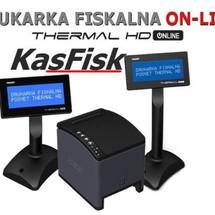 drukarki fiskalne online warszawa kasfisk posnet thermal HD tanio