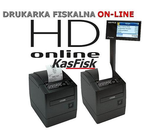 DRUKARKA FISKALNA ONLINE HD