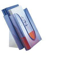 Półka na katalogi LEITZ, przezroczysta    su 080
