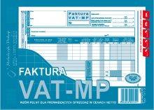 Faktura VAT (wzór pełn-netto) A5 80 k. dr 357