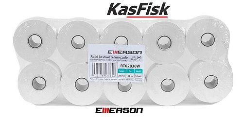 Rolka EMERSON termiczna 28mm x 30 m 10szt