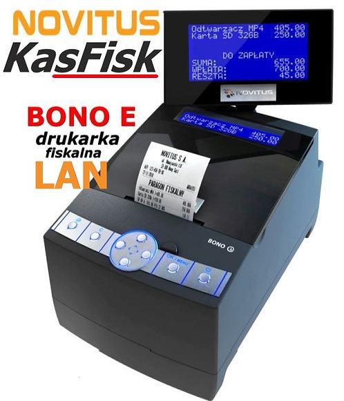 drukarka fiskalna NOVITUS BONO LAN E
