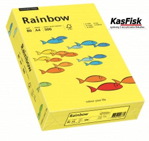 Papier xero kolor Rainbow słon-żółty  ppk168