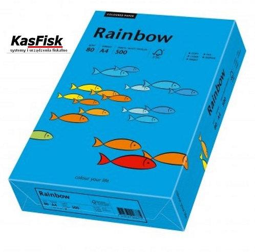 Papier xero kolor Rainbow ciemno nieb.  ppk161