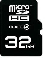 Karta MicroSDHC z adapt. SD 32GB Class 4 xuk009